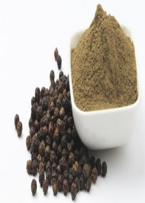 Piperine pepper extract Bioperine