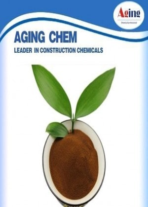 Calcium Lignosulphonate Hubei Aging Chemical