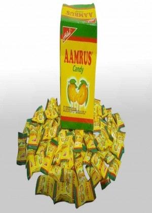 Aamras Toffee Flavor