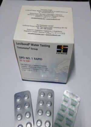 dpd chlorine tablet
