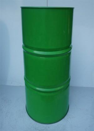 200 Liter Empty Steel Oil Barrel